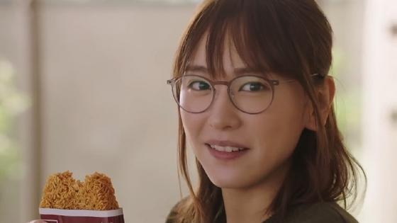 ガッキーこと新垣結衣さんが出演する日清チキンラーメンCMの新バージョンがついに公開されました!